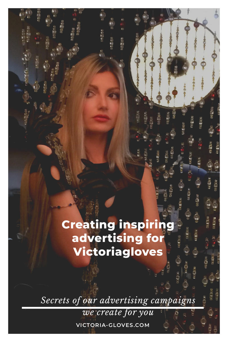 CreateadvertisingforVictoriagloves Creating advertising campaign for Victoriagloves - Victoria gloves online: shop gloves in leather