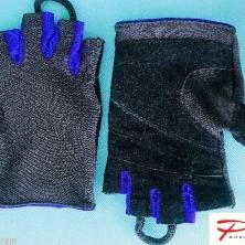 Fitness Athletic Wrist Fingerless Gloves!