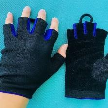 Sport Wrist Fingerless Gloves